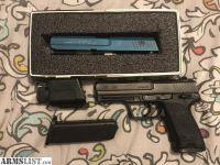 For Sale: HK USP 9 with Simunition Conversion Kit