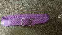 Dog collar size M. Never used. We bought it for our lab mix but she passed away before she could ever wear it