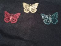 New - Butterfly Necklace Charms (price each)