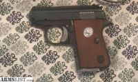 For Sale: Colt Automatic .25