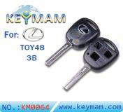 Keymam Provide Transponder Key in China