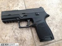 For Trade: Sig p320 C with night sights