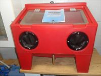 Dee Blast Sand Blast Cabinet Brand New Condition