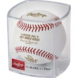 ASTROS Official 2017 World Series Game Baseball - New in Case - Call Now!