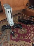Xbox 360, Kinect, 2 controllers, & Bluetooth headset