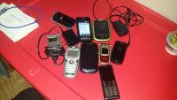 Different kind of phones