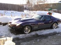 1969 Chevy Corvette Stingray T-Top