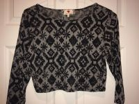 New without tag sz large One clothing brand crop cute top