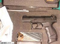 For Sale/Trade: LNIB Walther p22