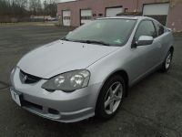 2002 Acura RSX Base 5-Speed Automatic