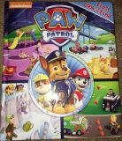 Paw Patrol First Look & Find book