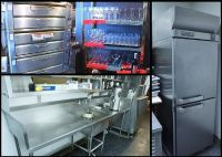 $1, NO RESERVE Restaurant Equipment Auction,  ALL MUST GO