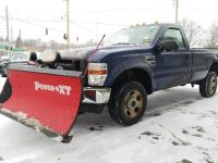 2008 Ford F-350 Super Duty XLT 2dr Regular Cab 4x4 LB