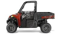 2015 Polaris Ranger XP 900 EPS Side x Side Utility Vehicles Clyman, WI