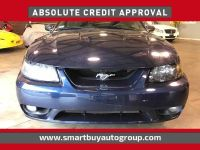 2001 Ford Mustang Cobra Coupe 2D