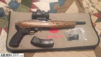For Sale: Ruger Charger 22lr