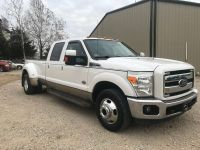 2012 Ford F350 Crewcab Dually, King Ranch, 6.7 Powerstroke, 2 owner, Texas