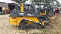 Track loader/skid steer