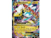 Pokemon TCG Ancient Origins Mega Ampharos EX 28/98 Ultra