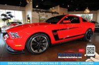 2012 Ford Mustang Boss 302 Coupe #2372 of 4000