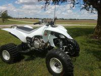 2013 Yamaha YFZ 450