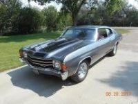 1972 Chevrolet Chevelle (Gray)