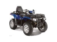 2012 Polaris Sportsman Touring 550 EPS Utility ATVs Johnson City, TN