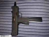 For Sale: Mac 11 9mm threaded barrel