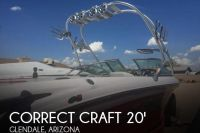 2006 Correct Craft Air Nautique SV 211