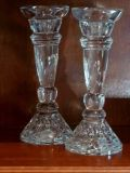 GREAT GIFT IDEAS,LEAD CRYSTAL,NEW/BOXED CANDLESTICKS,PITCHERS,VASES