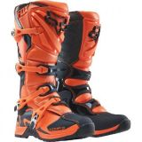 Purchase FOX RACING YOUTH OFFROAD COMP 5 BOOT MX ATV MOTOCROSS Orange 2 motorcycle in Monroe, Connecticut, United States, for US $159.95
