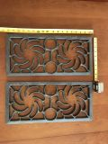 Grates for antique stove, 2.