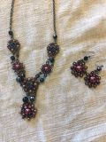 Necklace and Earring Set from Kohl s