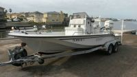 Gulf Coast 23ft Center Console Bay Boat