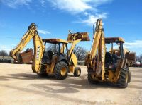 Backhoes For Sale or Rent Plus, Other Equipment