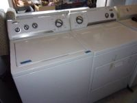 Whirlpool Matching Washer and Dryer Set