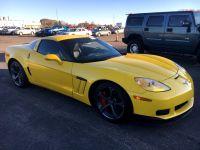 Used 2011 Chevrolet Corvette Grand Sport, 31,216 miles