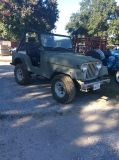 Hunter special 1980 cj5 4x4 6 cyl. JEEP
