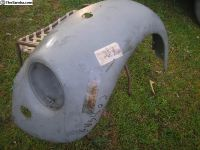 Old NOS 1967 VW Beetle Drivers Front Fender Mexico