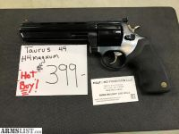 For Sale: Taurus model 44 .44magnum