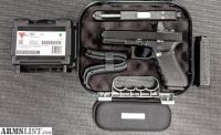 For Sale: GLOCK - 34 GEN 4 (MOS) + SUAREZ GLOCK -17 GEN 4 (MOS) + TRIJICON & MORE, (2) GUNS IN ONE