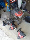 Pressure washer and weed eater motors only