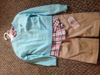 Boys 2t nautica outfit