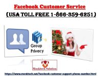 Use Facebook Customer Service 1-866-359-6251 To Edit Your FB Profile picture