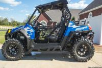 2013 Polaris RZR800 EPS Blue Fire LE ONLY 54 miles $2500