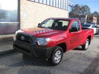 2013 Toyota Tacoma 2WD Reg Cab I4 AT