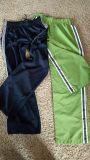 2 pairs of workout pants