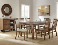 """New Arrival -""""Hailee"""" Dinette w/6 Chairs"""