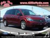 2009 Nissan Quest Mini Van S