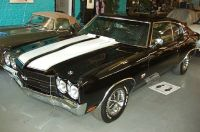 1970 Chevelle SS NOM 402, with 460 HP & 4-speed
